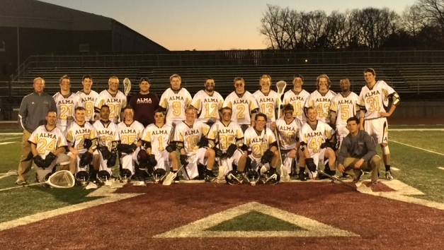 Scots MLAX defeats visiting Calvin 8-4 to earn first MIAA win of the season