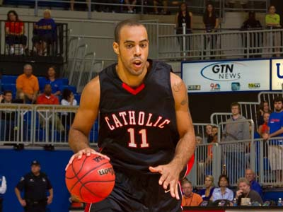 Cardinals down Mounties 111-93 at home