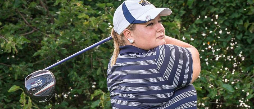 Two Top-20 Finishes Lead Women's Golf at Rhodes