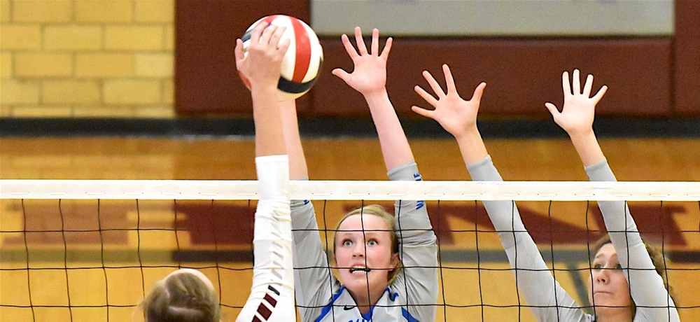 DWU volleyball adds two wins on Saturday