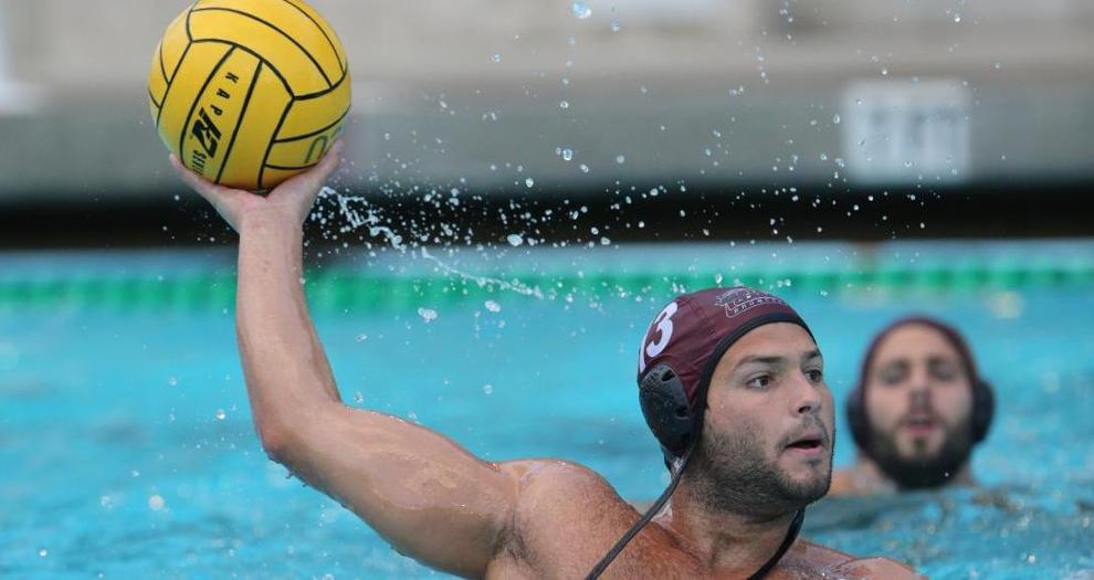No. 14 Men's Water Polo Set to Play at WWPA Championship