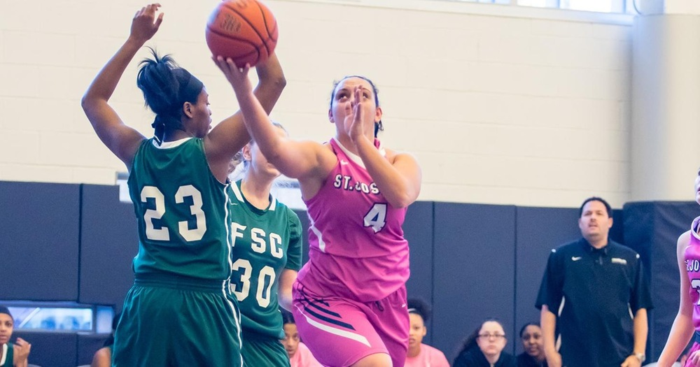 Marino Posts Game-High 24 as Women's Basketball Falls to Old Westbury