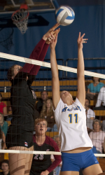 UCSB Makes Quick Work of LMU, Stretch Win Streak to 4