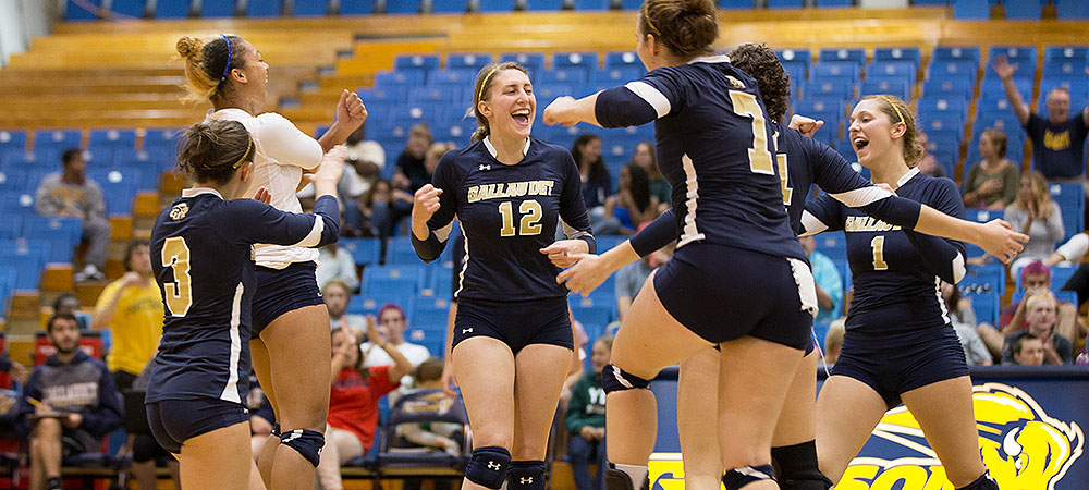 Gallaudet will face No. 9 Christopher Newport in first round of NCAA Divivison III women's volleyball championship