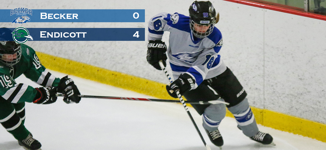 Rigsby Records A Career-High 61 Saves In Loss To Endicott