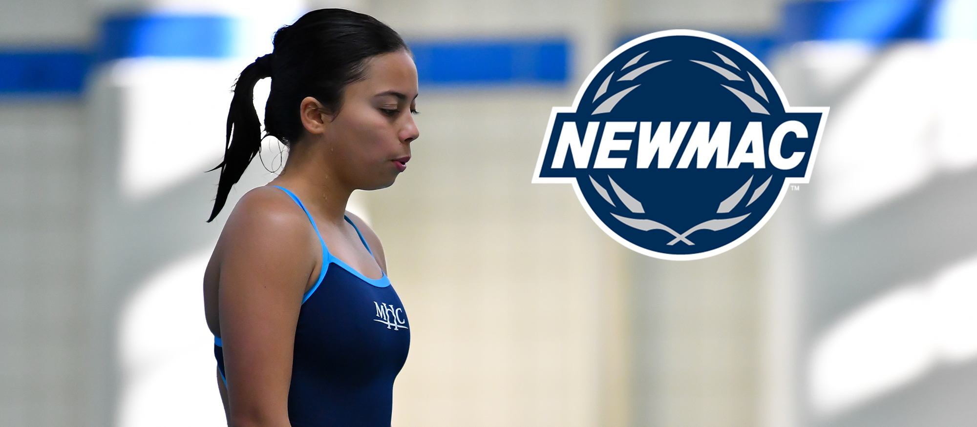 Nemivant Collects NEWMAC Women's Diver of the Week Honors For Second Time This Season