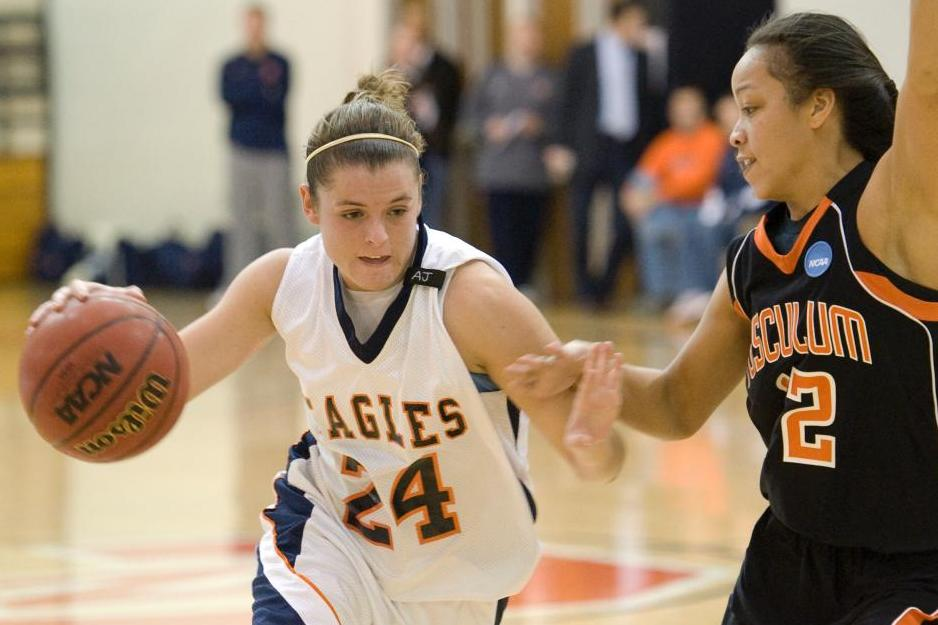 Lady Eagles look to continue late winning streak in SAC Tournament, face L-R on Wednesday