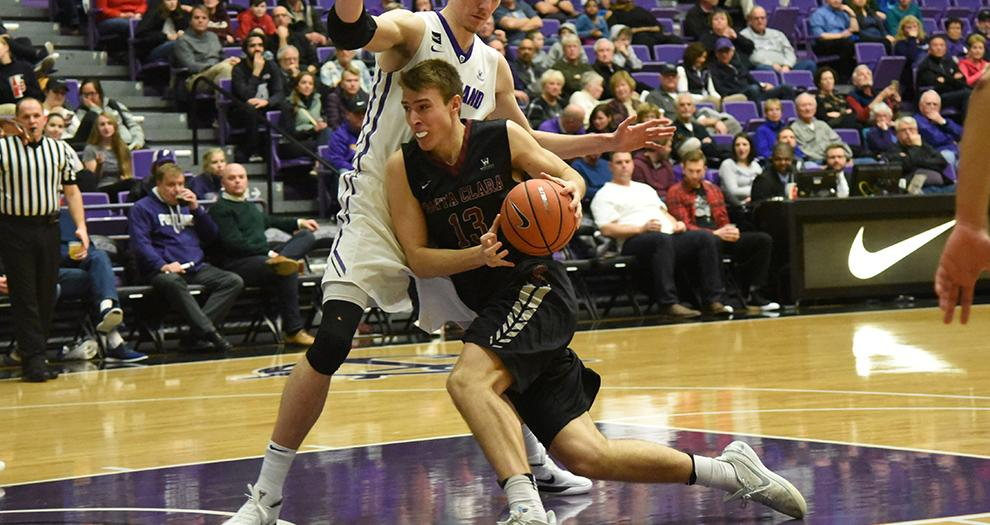 Men's Basketball Plays Another Road Game, Faces Pacific Saturday