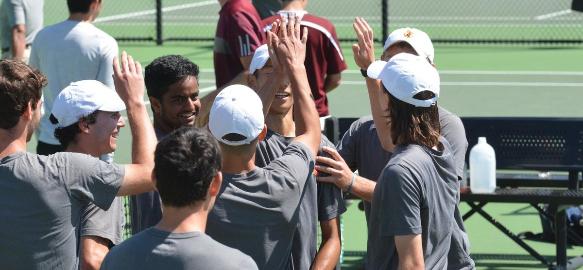 CMS Men's Tennis Takes Over as Nation's New No. 1 Team