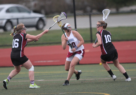 Women's Lacrosse Drops Fourth Straight