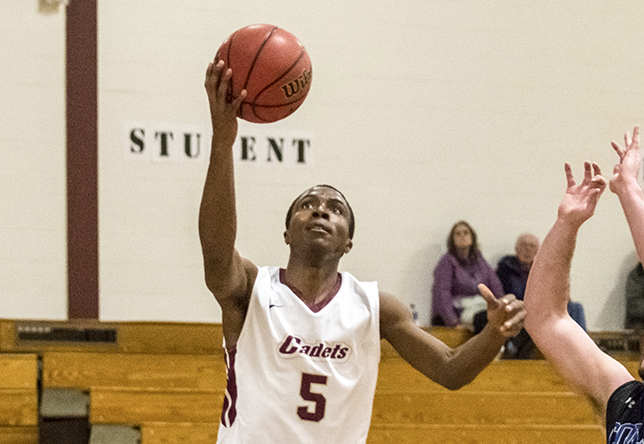 Men's Basketball: Wildcats Pull Away From Norwich, 91-54