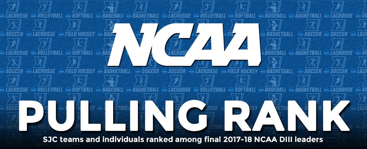 Monks Rank Among National Leaders in Final NCAA Statistical Rankings