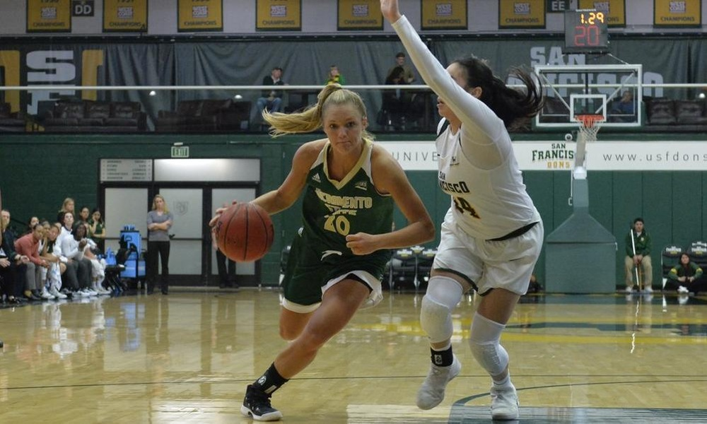WOMEN'S BASKETBALL DROPS HEARTBREAKER, 74-73, IN BIG SKY OPENER AT PORTLAND STATE