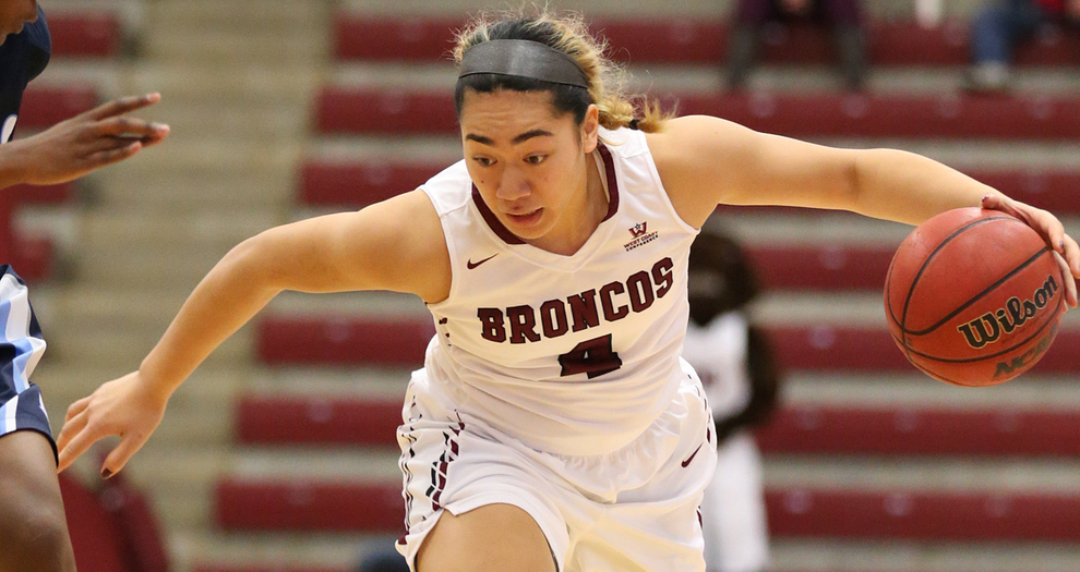 Cold Shooting Costs Women's Basketball Against No. 21 South Florida