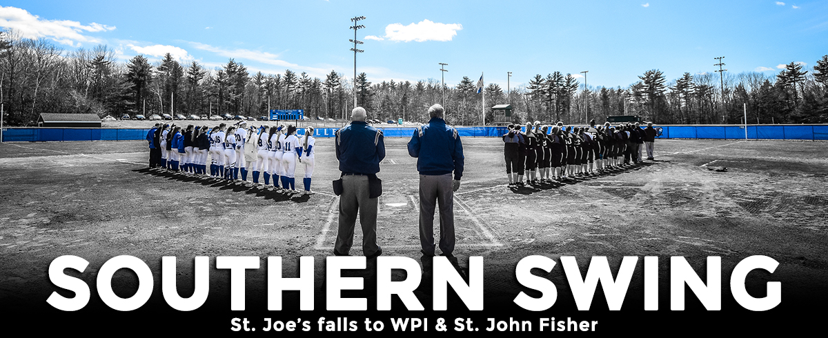 Saint Joseph's Falls to WPI & St. John Fisher