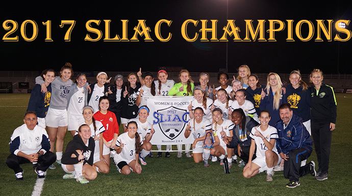 Gorloks Complete Perfect Conference Season With SLIAC Title