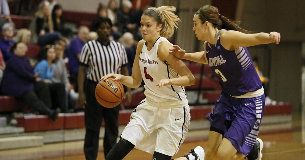 Women's Basketball Tripped Up at #7 Rochester