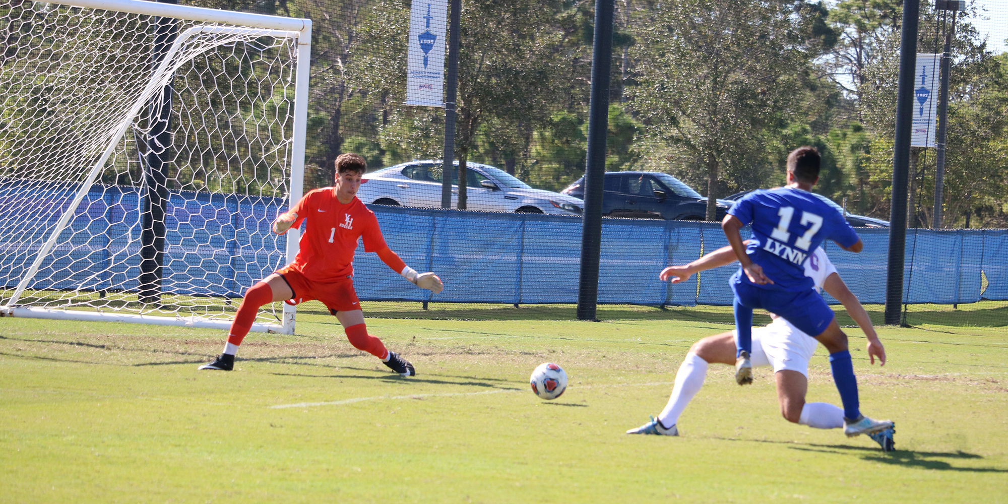 Men's Soccer Returning to National Semifinals