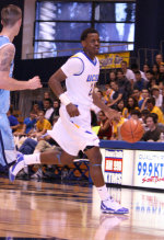 Second Half Rally Paces Gauchos to 57-53 Big West Win at UC Riverside