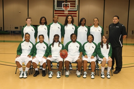 2010-11 FSC Women's Basketball Team