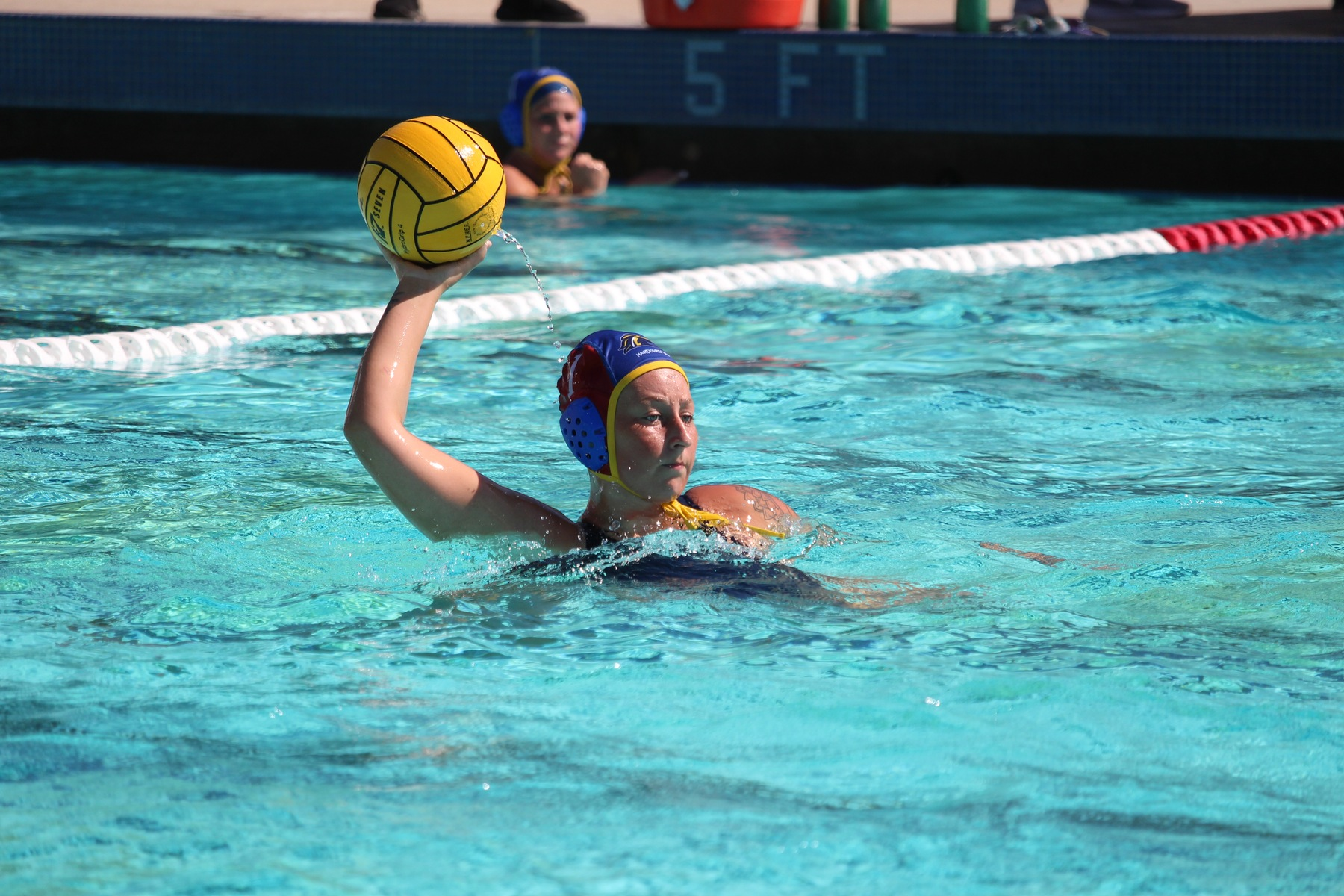 Chargers Dominate San Diego Tournament, Finish 4-0