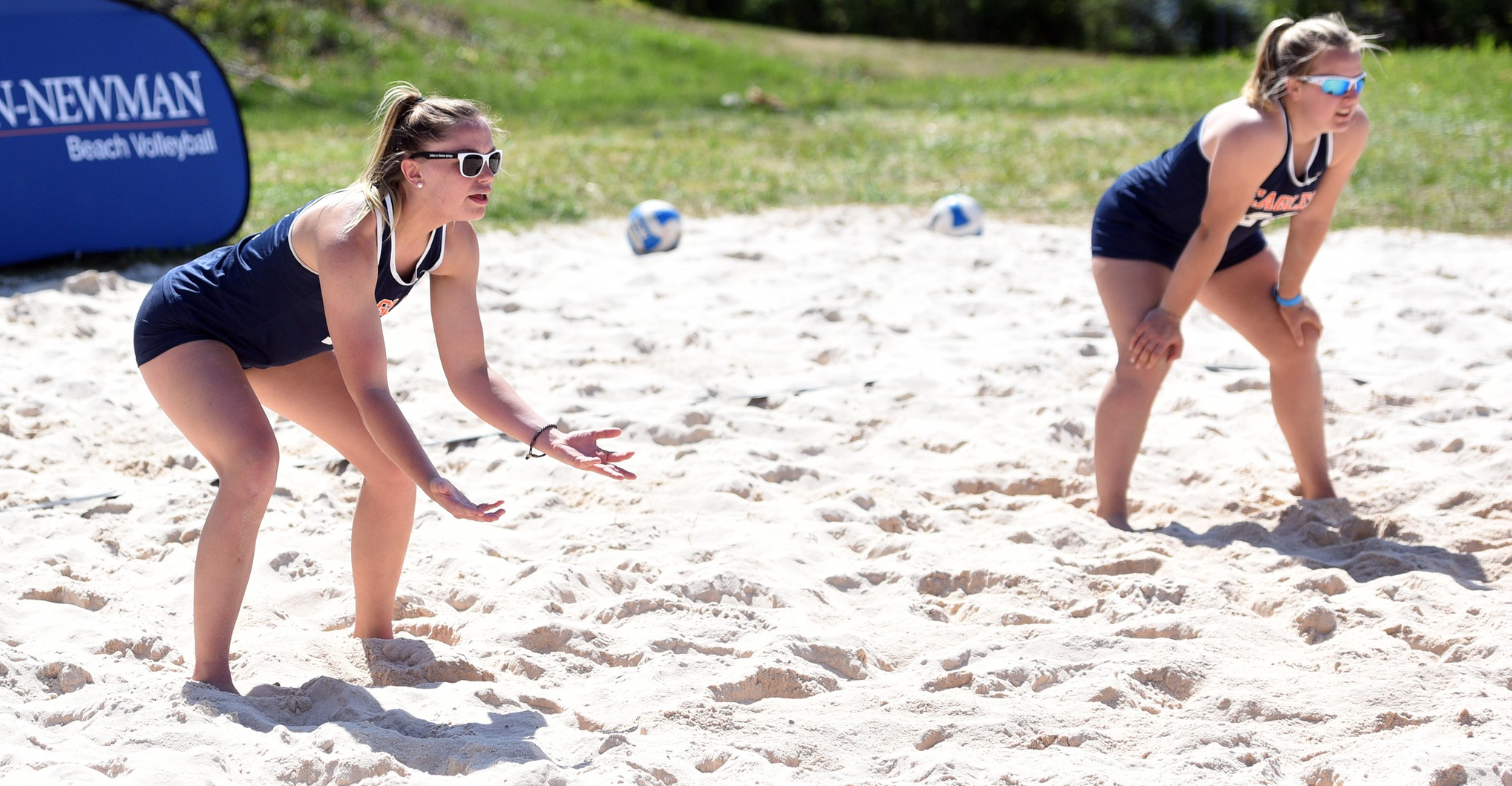 Eagles fall in opening day at Governors Beach Bash