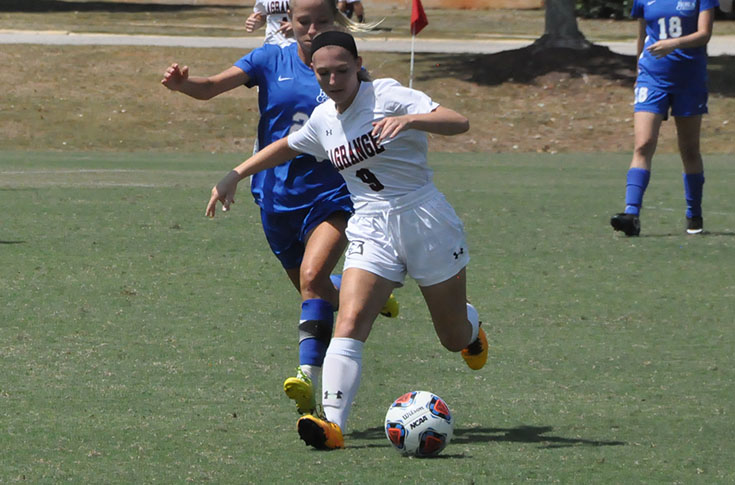 Women's Soccer: Panthers, Berea play to scoreless overtime tie