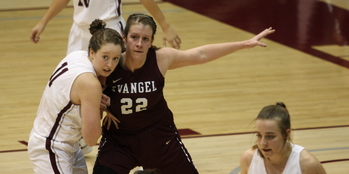 Evangel Women's Basketball Unable to Hold off Graceland in Heart Opener