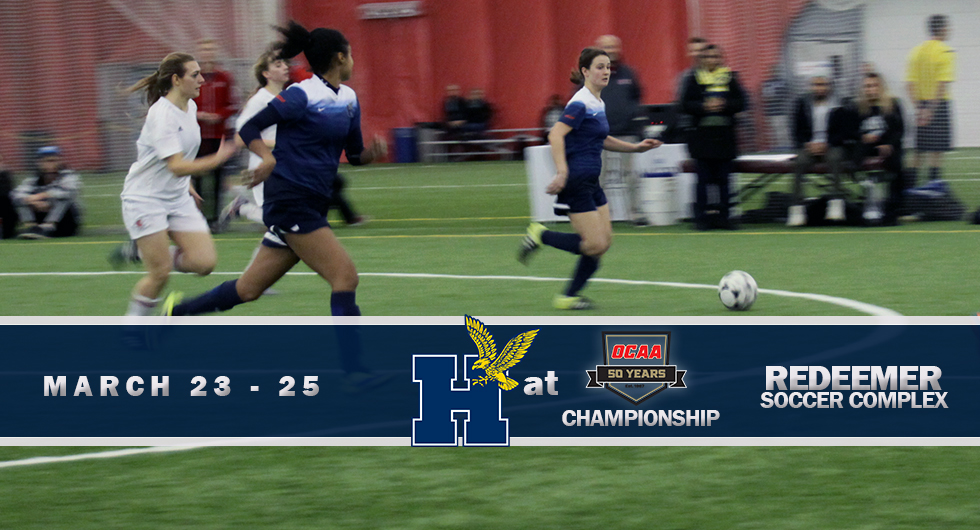 WOMEN'S SOCCER LOOKS TO END SEASON WITH ANOTHER MEDAL