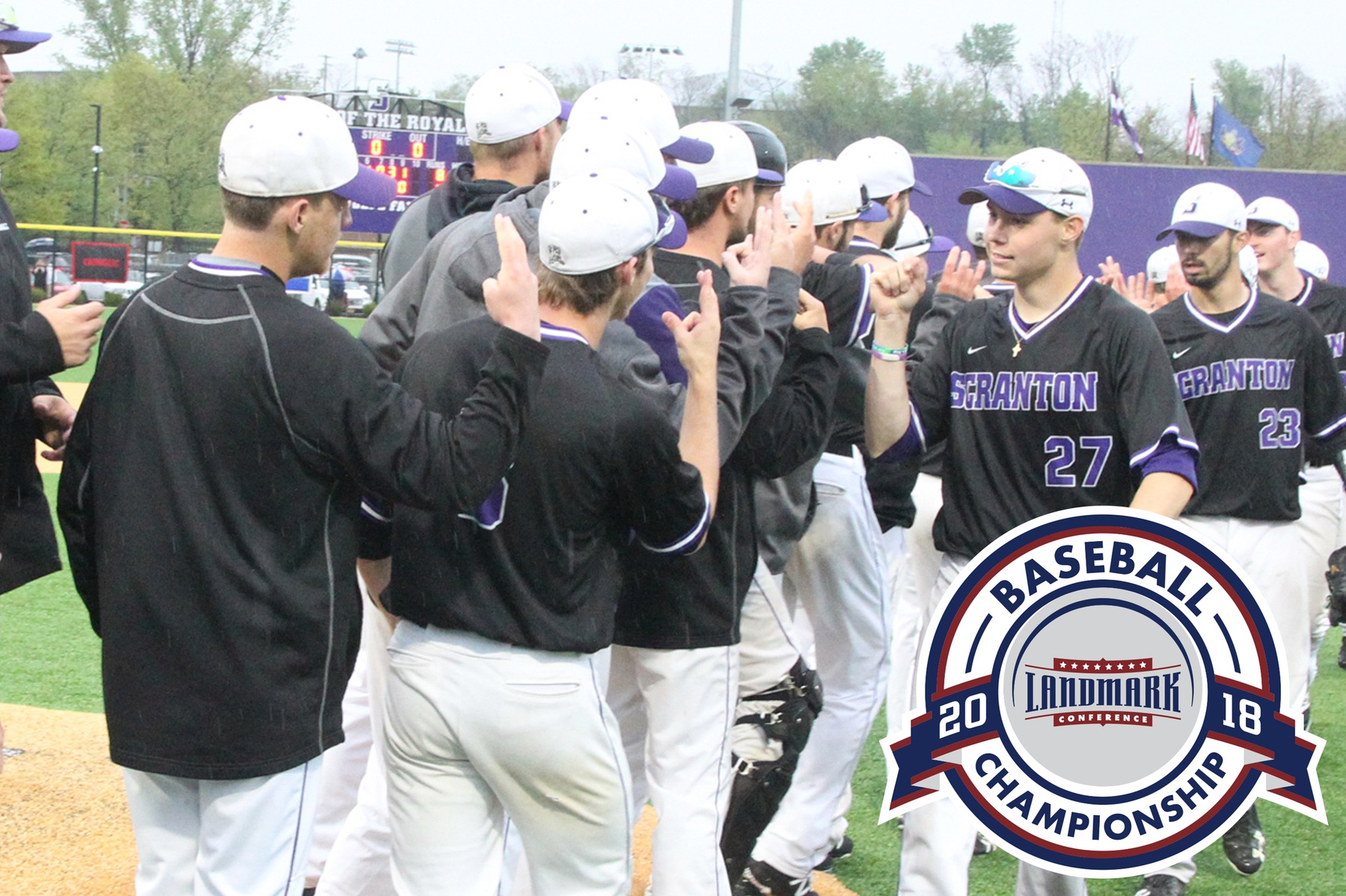 Scranton Uses Clutch Hitting, Strong Relief Pitching To Advance To Title Game