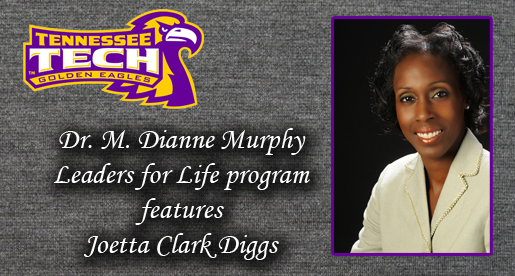 Leaders for Life program features former Olympian Joetta Clark Diggs