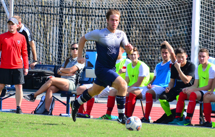Men's Soccer Heads to Brandeis and NYU This Weekend