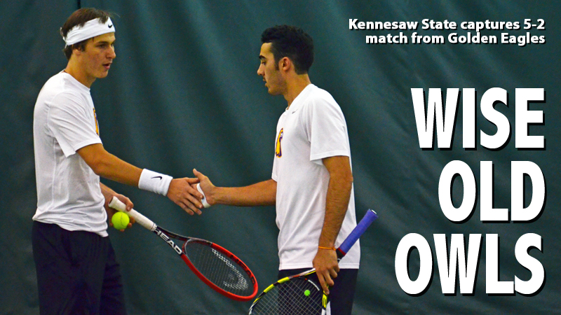 Birds of Prey: Kennesaw Owls claim 5-2 win over Golden Eagles