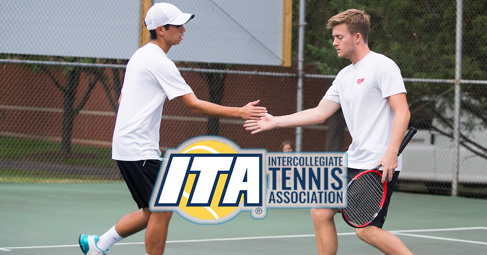 Men's Tennis Honored as National All-Academic Team