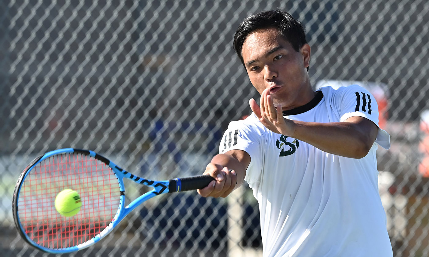 MEN'S TENNIS OPENS FALL SCHEDULE WITH 12 VICTORIES AT THE AGGIE INVITATIONAL