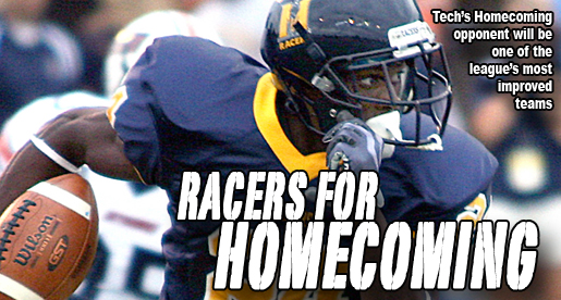 Golden Eagle Football Countdown: Homecoming vs. Murray State