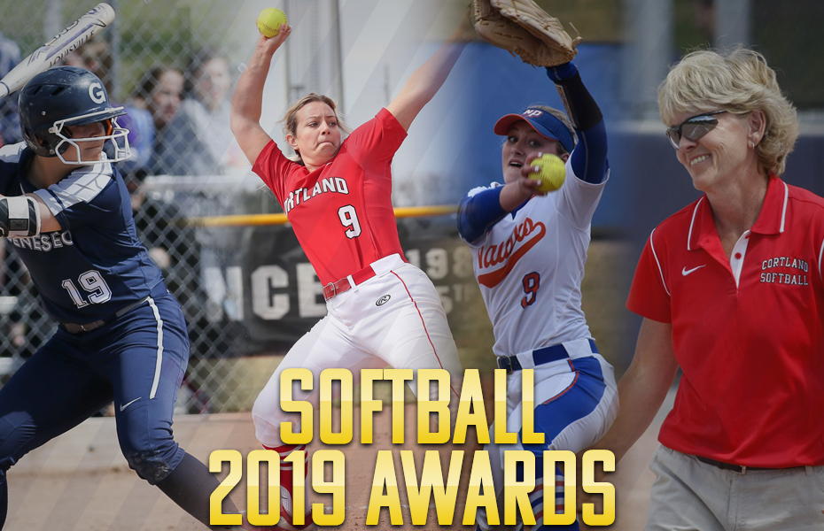 SUNYAC announces 2019 softball awards