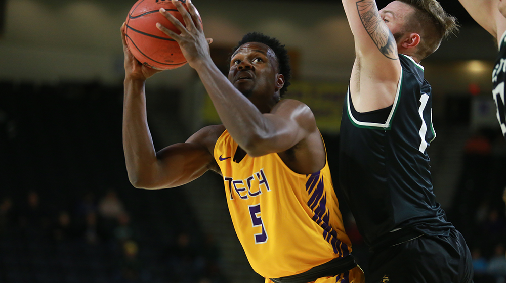 Golden Eagles fall to Wright State in overtime thriller