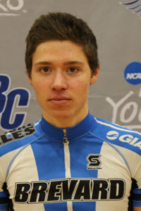 Cycling: Dylan Johnson