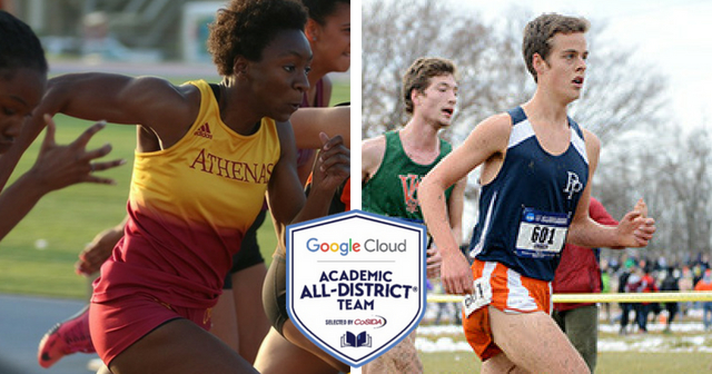 Two SCIAC Student-Athletes Garner Google Cloud All-District Cross Country/Track & Field Honors