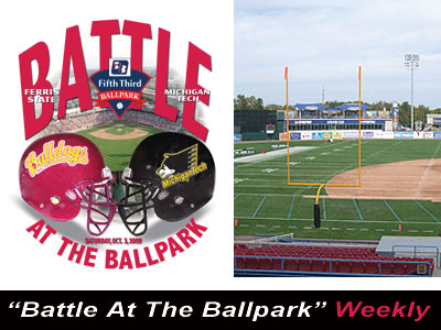"""Battle At The Ballpark"" Weekly:  Issue #1"