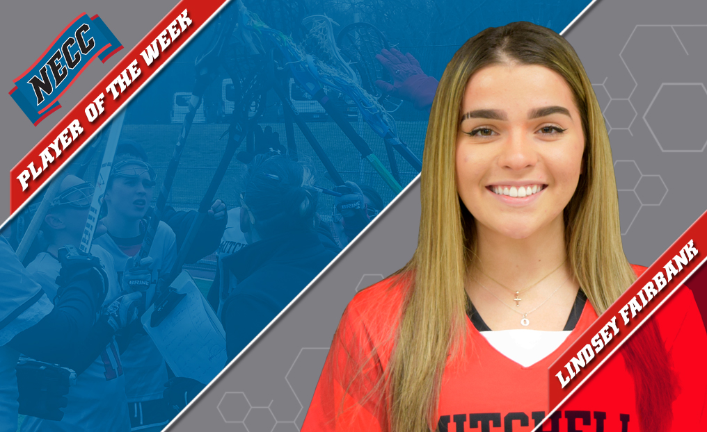 WLAX's Fairbank Tabbed NECC Player, Rookie of the Week