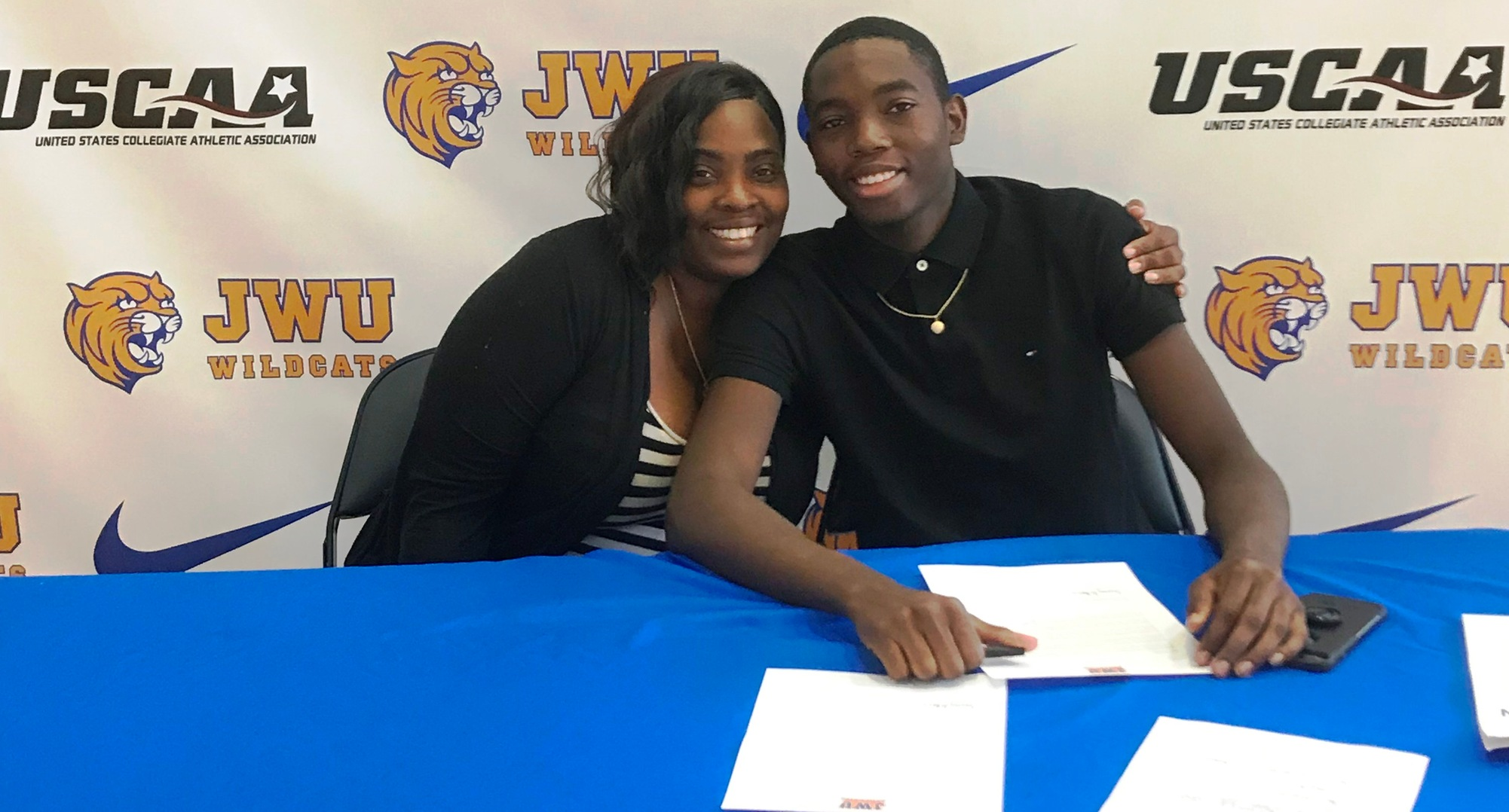 Virginia's Al-Amin Inks With JWU Men's Basketball