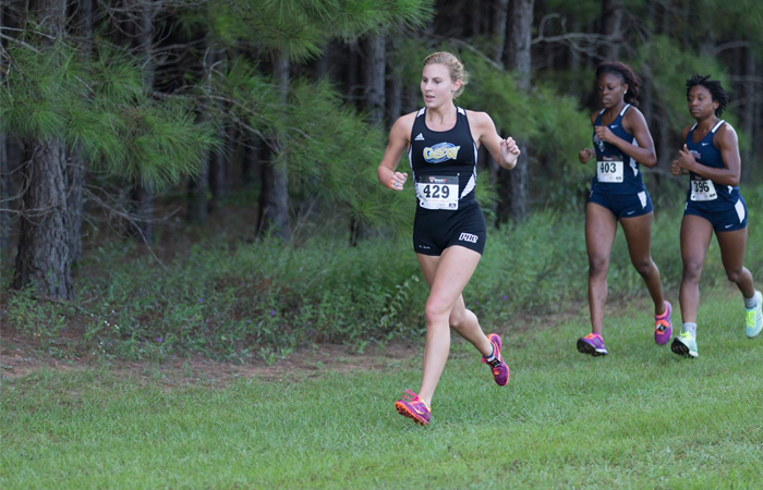 Lady 'Canes Take Second Place At Cougar Invitational