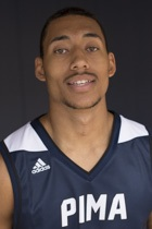 Pima's Deion James Named D2 Player of the Year