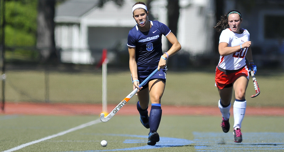 Field Hockey Defeats #9 Babson, 1-0