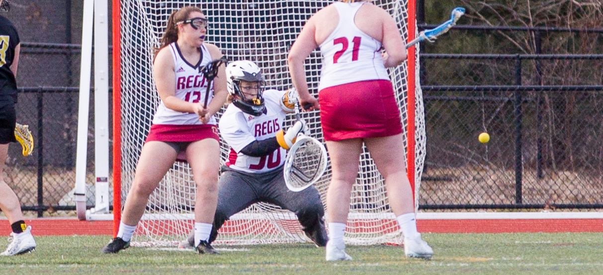Women's Lacrosse Wins Seventh Straight, Tops Simmons 11-7