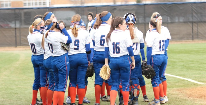 Softball drops two against Benedictine Friday
