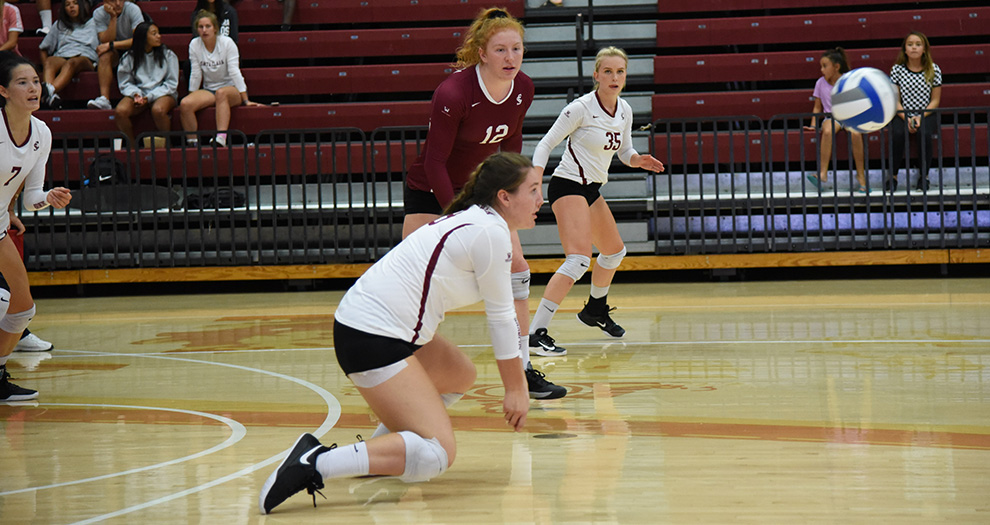 Santa Clara has won seven straight matches over the Dons, all by way of the sweep.