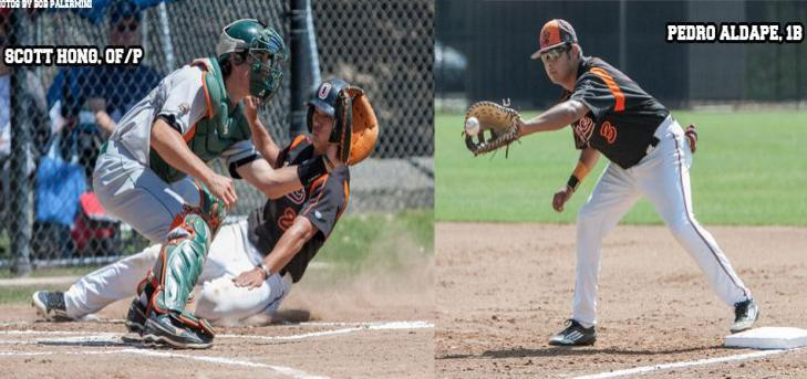 HONG, ALDAPE EARN ABCA ALL-WEST REGION HONORS